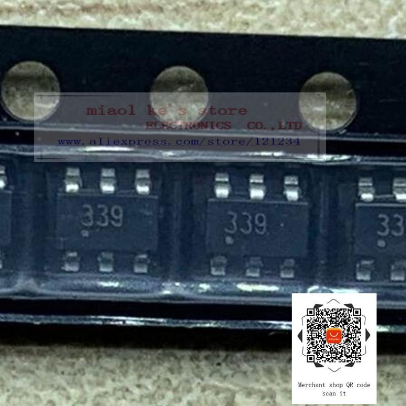 [5 шт./1 лот] 100% Новый оригинальный: SC339SKTRT SC339 339-IC LNR REG CTRLR 1OUT SOT23-6