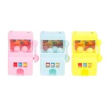 1 pçs sorte jackpot mini frutas slot máquina diversão presente de aniversário crianças brinquedo educativo