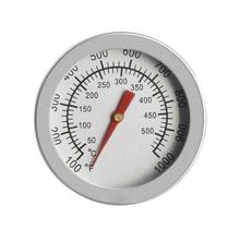 Barbecue-Bbq-Smoker-Grill 50-500 celsius Temperature-Gauge Stainless-Steel