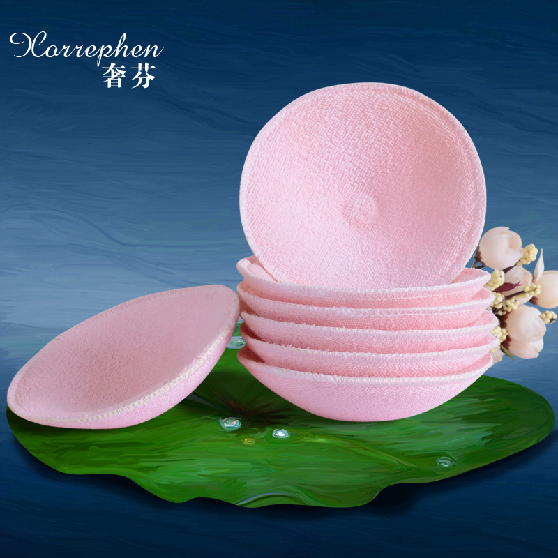Luxury Fen Anti-spill Breast Pads Pure Cotton Disposable Nursing Stickers Ultra-Thin Septum Milk Separated Breast Pad Leak-Proof