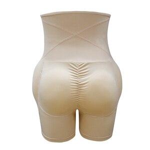 Image 5 - High Waist Tummy Control Panties Stomach Hip Pad Firm Control Shapewear Body Shaper Butt Lifters Bodysuit Booty Butt Enhancer