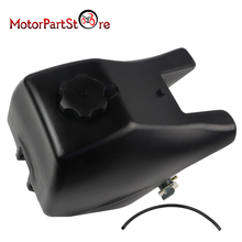 Fuel Gas Petrol Tank with Cap and Petcock For Yamaha PW80 PW 80 PY80  PY 80 Motocross Dirt Bike D15 Motorcycle  Blue Black White