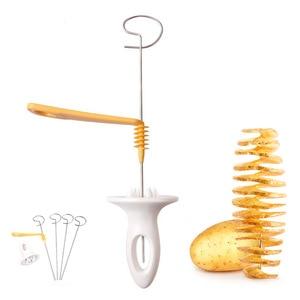 Creative Potato Spiral Cutter