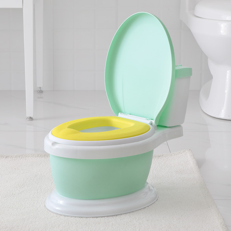 Extra-large No. Toilet For Kids Baby Girls 1-3-6-Year-Old Model Seat Kids Chamber Pot Infants Men's Potty Urinal