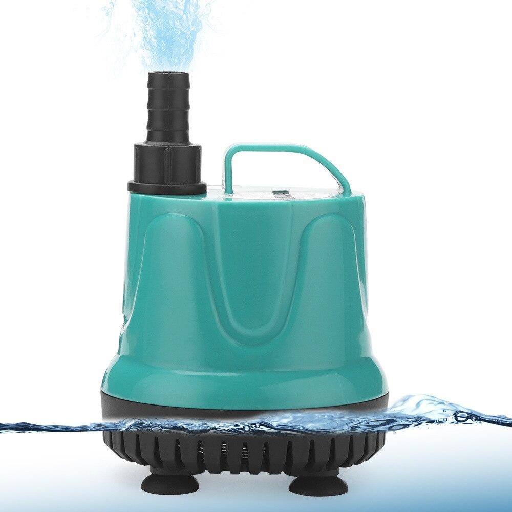 Ultra-quiet Mini Brushless Water Pump Submersible Water Fountain Pump Filter Waterproof Spout Fountain Fish Bowl Aquarium Pond
