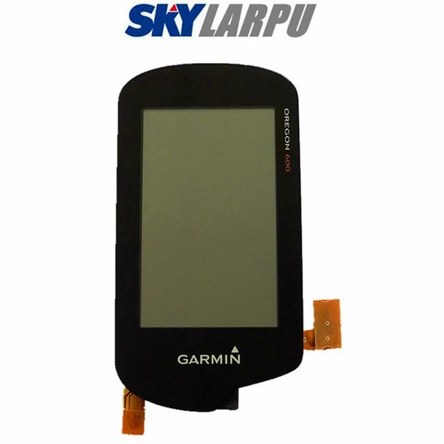 Оригинальный Полный ЖК экран 3 дюйма для GARMIN Орегон 600, ручной GPS дисплей, сенсорный экран, дигитайзер, ремонт, замена, бесплатная доставка