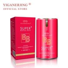 YIGANERJING Gold ถังสีชมพู Super Beblesh Balm BB ครีม Pore Professional คอนซีลเลอร์ Foundation Sunscreen SPF30 PA ++
