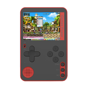 Coolbaby 60 New Portable Card Handheld Game Console Built in 500 Game No Repeat Game Console For iPhone Shell Children Game
