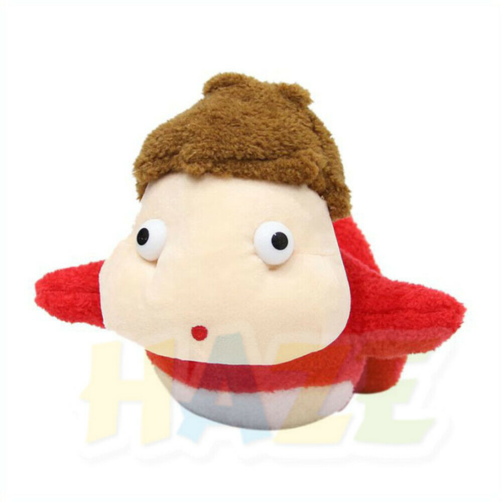 Cute Ponyo Stuffed Plush Toy Ponyo on the Cliff by the Sea