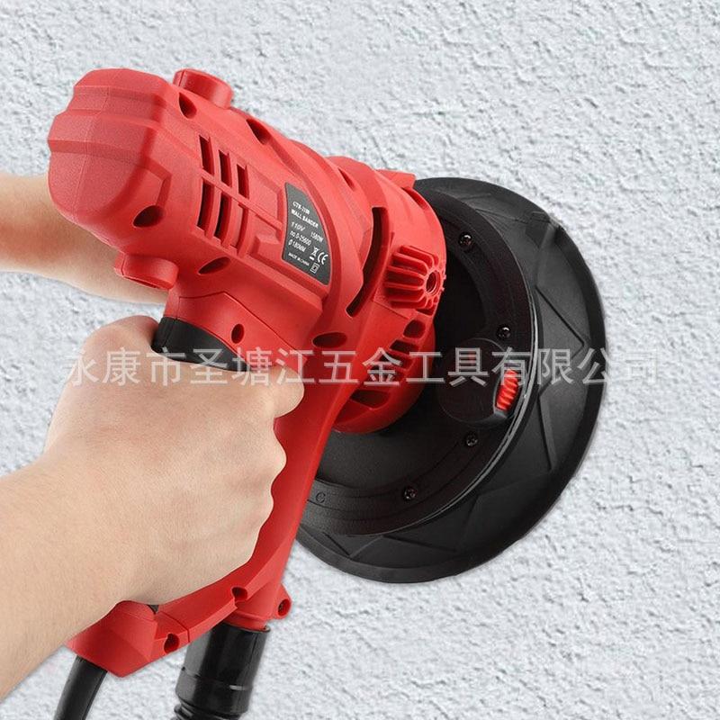 Lixadeira variável elétrica do vácuo de drywall