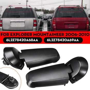 Para zawias szyby tylnej szyby samochodu zawias szyba okienna 6L2Z78420A69AA 6L2Z78420A68AA dla Ford Explorer 2006-2010 tanie i dobre opinie Autoleader Drzwi zawias Z tyłu na zawiasach Auto Window Lift Gate Glass Hinge 600g 4 5cm 3 5cm 13cm Metal For Ford Explorer 2006-2010