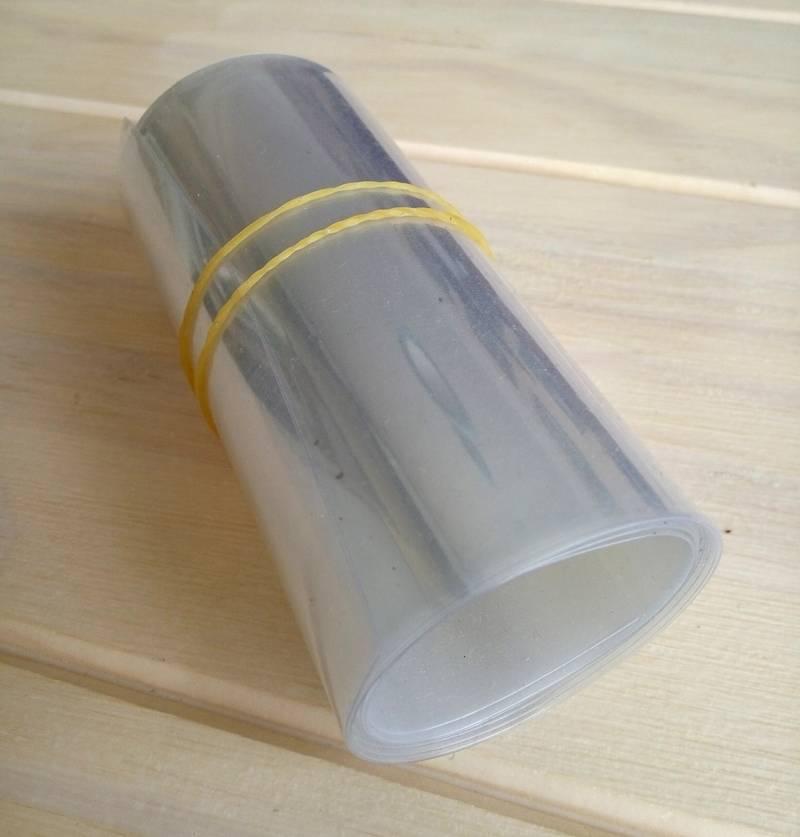 1m Transparent Heat Shrink Lipo Battery Casing PVC Heat Shrinkable Tube Model Accessories Battery Films 35/40/75/96/135/164mm
