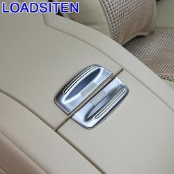 Zmodyfikowany Auto Automovil chrom klamka wnętrze ochraniacz Car Styling wykończenia dekoracyjne 15 16 17 18 dla Toyota Highlander w Naklejki samochodowe od Samochody i motocykle na