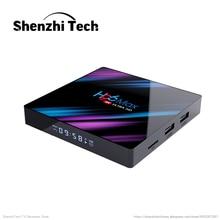 2021 Смарт ТВ коробка android 90 с двумя камерами процессор