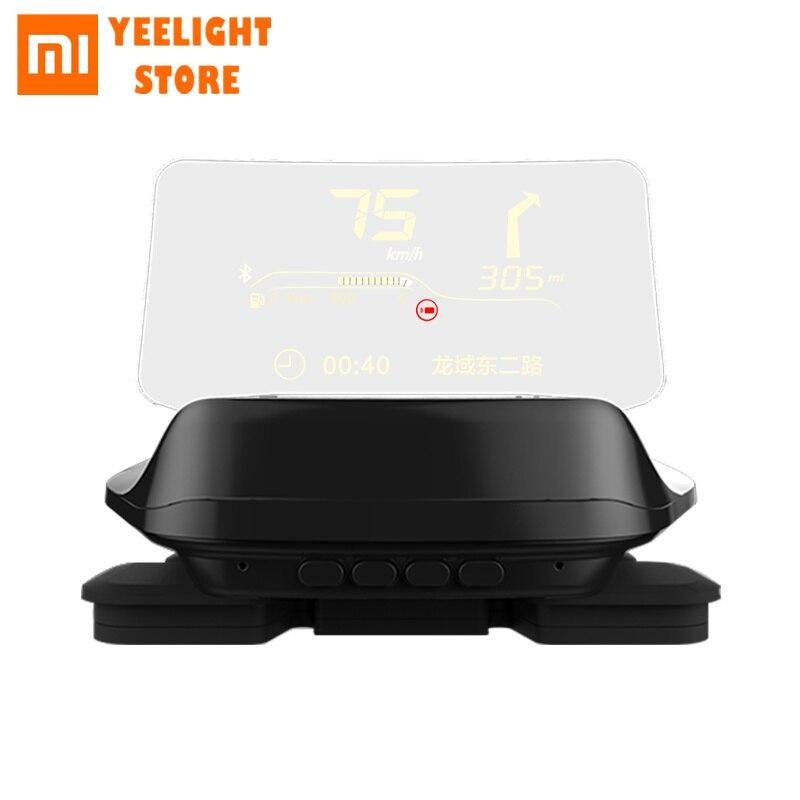 Mijia Carrobot Intelligent Car HUD Head Up Display Bluetooth Version Car Speed Projector GPS Navigation Image Reflector Holder
