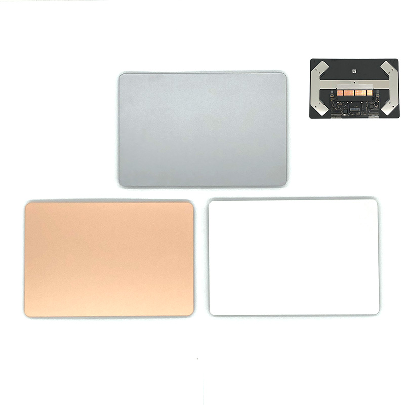 2018~19年款13英寸Retina版本MacBook Air拆解A1932触摸鼠标板更换教程 821-01833-02 for MacBook Trackpad Have Gray/Gold/Silver