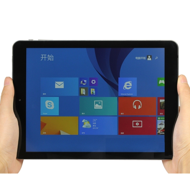 9.7inch 2+32G Support 3G Phone Call Dual System Windows 8.1+Android4.4 QuadCore 2048x1536 IPS Screen