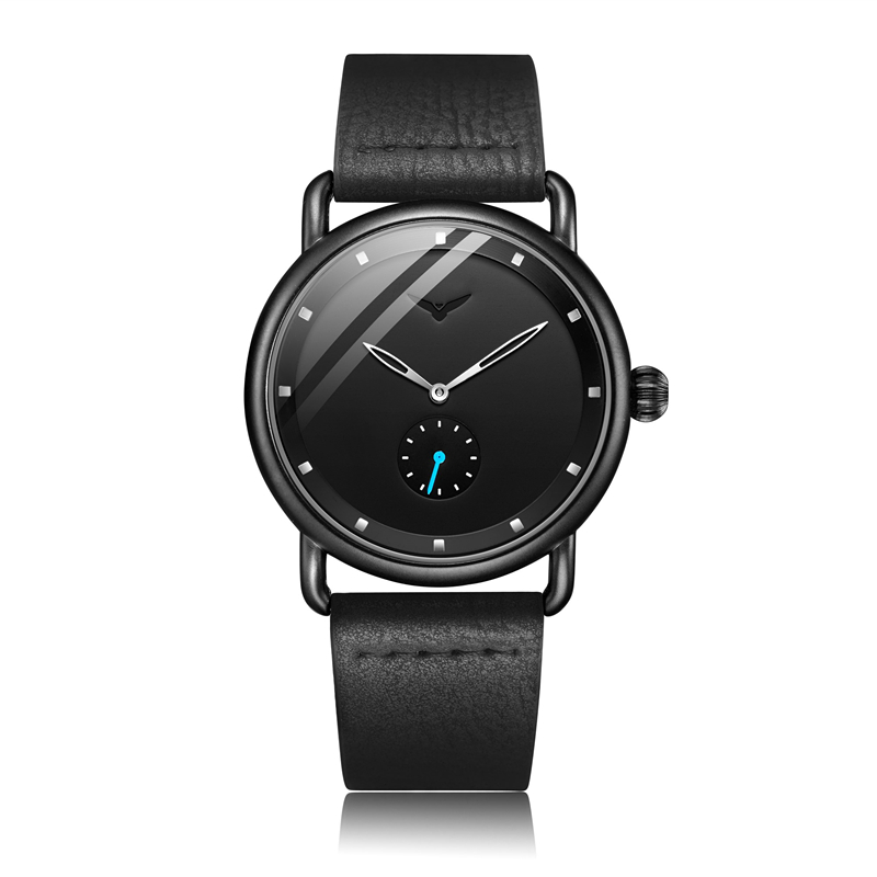 Casual watch men brand ONOLA quartz wristwatch simple waterpoor leather man watch Luxury watches 11