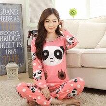 Mickey Minnie Mouse Women's Pajama Set Sleepwear