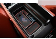 For Peugeot 5008 3008 2017 2018 Console Central Armrest Glove Storage Box Container Tray Car Organizer Auto Accessories carmonsons car organizer for peugeot 3008 2011 2016 central armrest storage box container holder tray accessories car styling