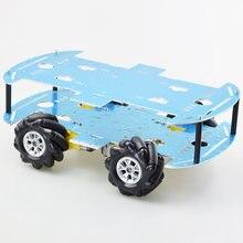 Дешевая всенаправленная Роботизированная Автомобильная шасси