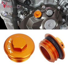 For KTM 250XC-F 350XC-F 450XC-F Factory EDITION 250 350 450 XC-F Motorcycle CNC Engine Oil Cap Bolt Screw filler cover