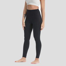 Nepoagym 28 Inch Inseam RHYTHM Women Workout Leggings Full Length Compression Seamless Waist Buttery Soft Yoga Pant Gym Tights