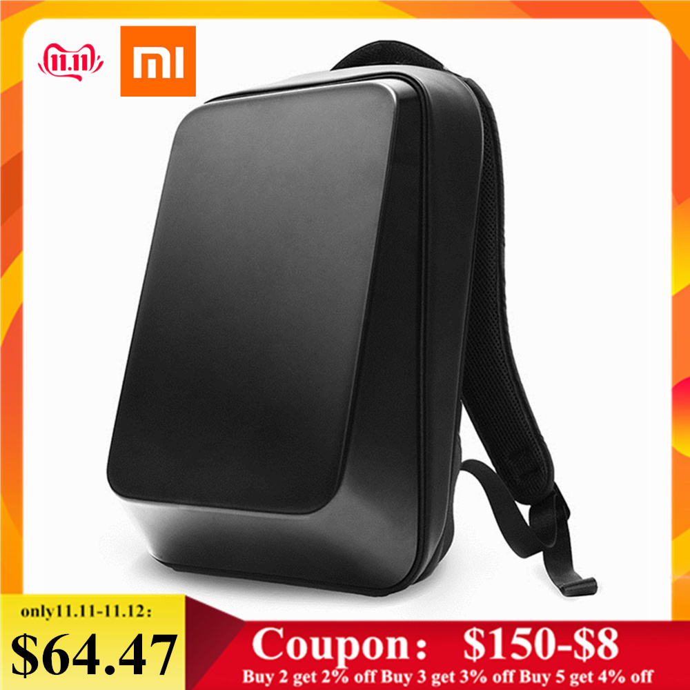 Xiaomi Business Shoulder Bag Adjustable 180 Degree Opening And Closing S Type Widened Shoulder Strap Water Resistance Backpack