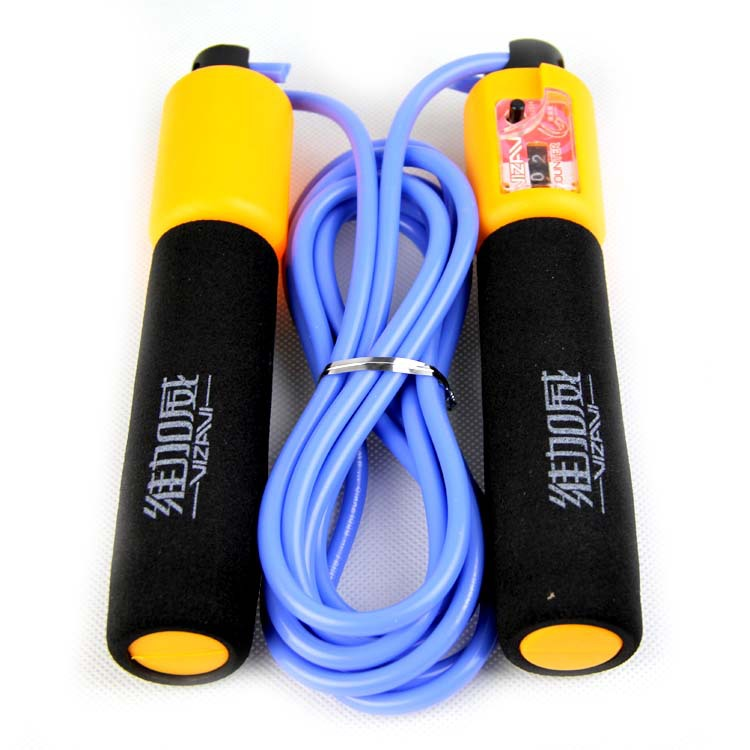 Low Price Promotion Genuine Product Wei Jiahe Wei Count Jump Rope Adjustable Length Adult Children Fitness The Academic Test For