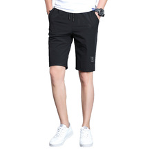 Men's Summer Casual Beach Pants Sports Running Pants Casual Sport Jogging Comfortable Plus Size Fitness Bodybuilding Shorts