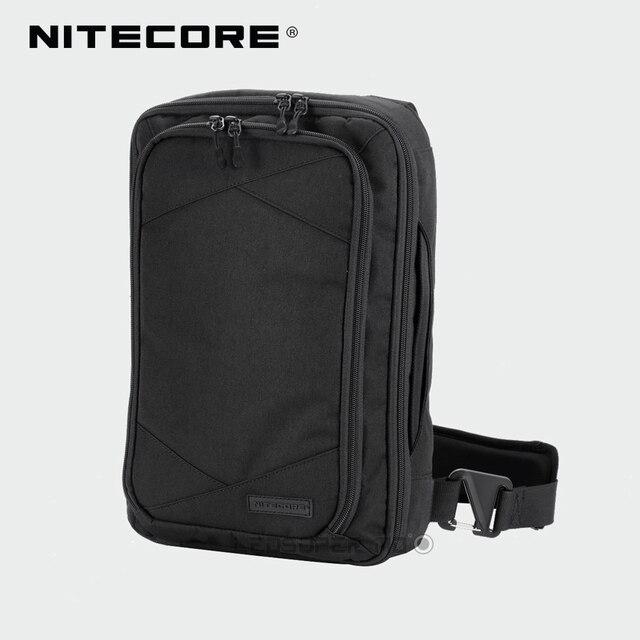 ביצוע מרובות דרכים NITECORE NEB30 Commuter תיק