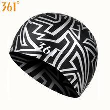 361 унисекс силиконовая эластичная шапочка для плавания водонепроницаемый