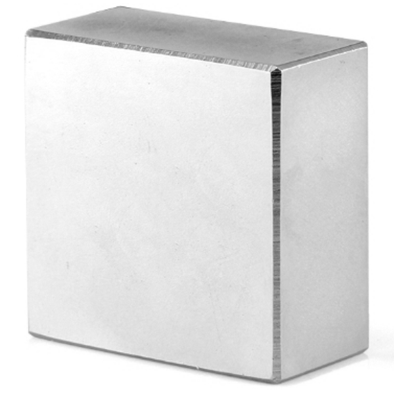 N52 1Pcs Block Magnet 50x50x30 Mm Super Strong Rare Earth Magnets Neodymium Magnet
