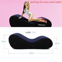 Inflatable Sofa Bed Love Chair Home Furniture Lovers Passion Love Chaise Floor Sofa Bean Bags For Adults