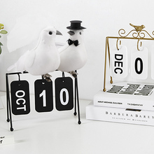 15*8*7 cm 12pcs/set White Foam Doves Cute Small Artificial Feather Bird Photo Props Home Table Garden Bonsai Wedding Store Decor 12pcs 12 4 4cm 6colors mini decorative foam feather artificial craft birds with magnet bird christmas decoration home ornaments