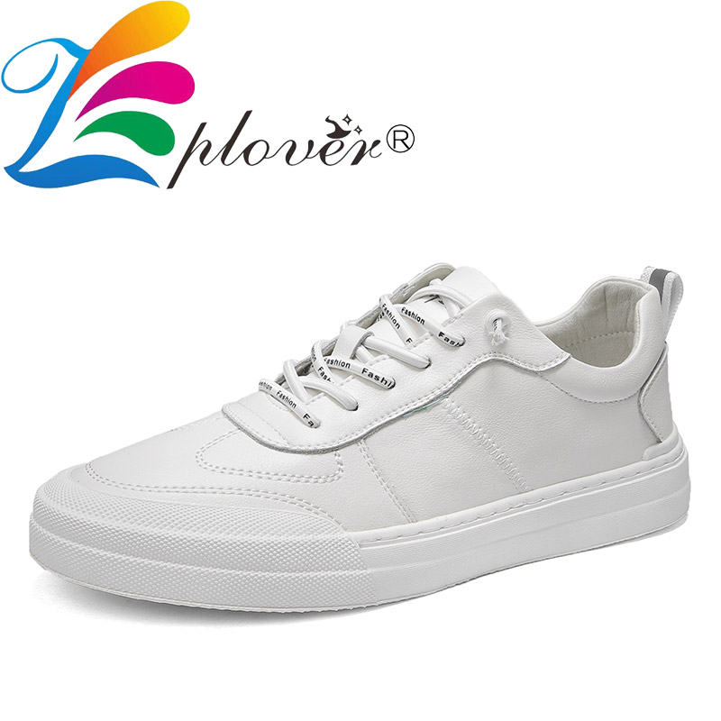 Hot Sale 2020 Mens Shoes Casual Leather Shoes Men High Quality Mocassin Homme Men Flats Comfortable White Man Footwear Zapatos De Hombre