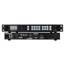 Lvp815u видеопроцессор для дорожных знаков, светодиодный дисплей, такой как novastar vx4, светодиодный дисплей, контроллер, поддержка 2 карт отправки
