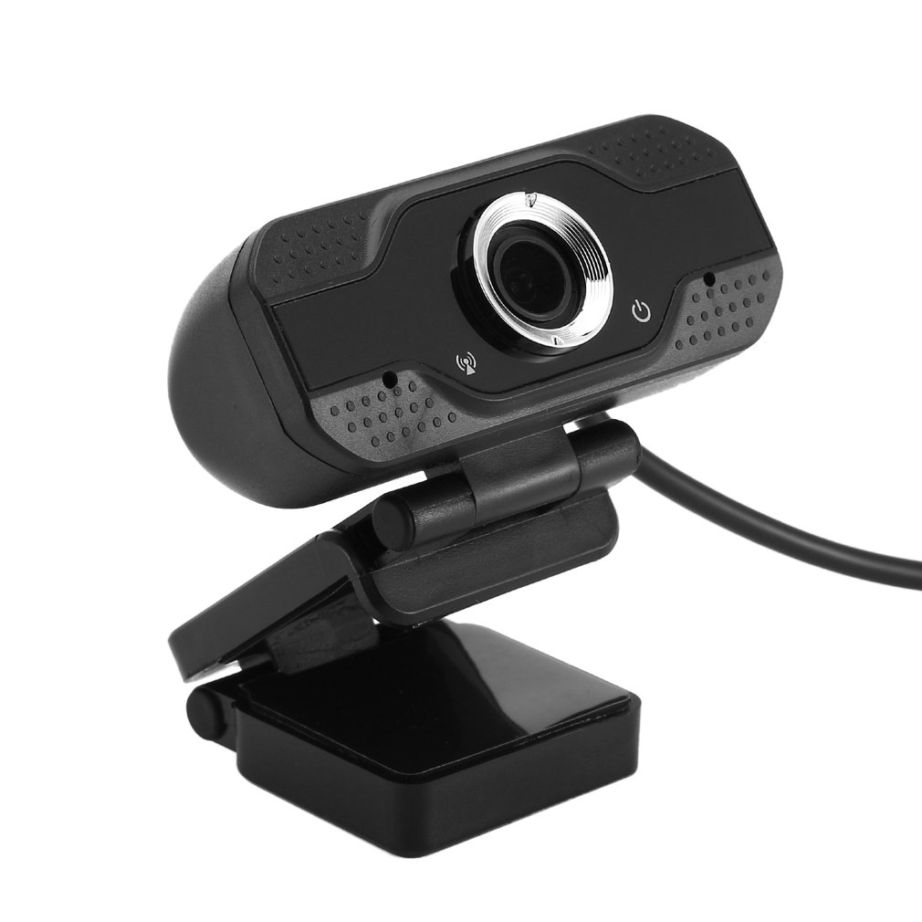 HD1080P Webcam PC Camera With Built-in Microphone Computer Network USB Camera And Play Auto Focus Automatic Light Correction