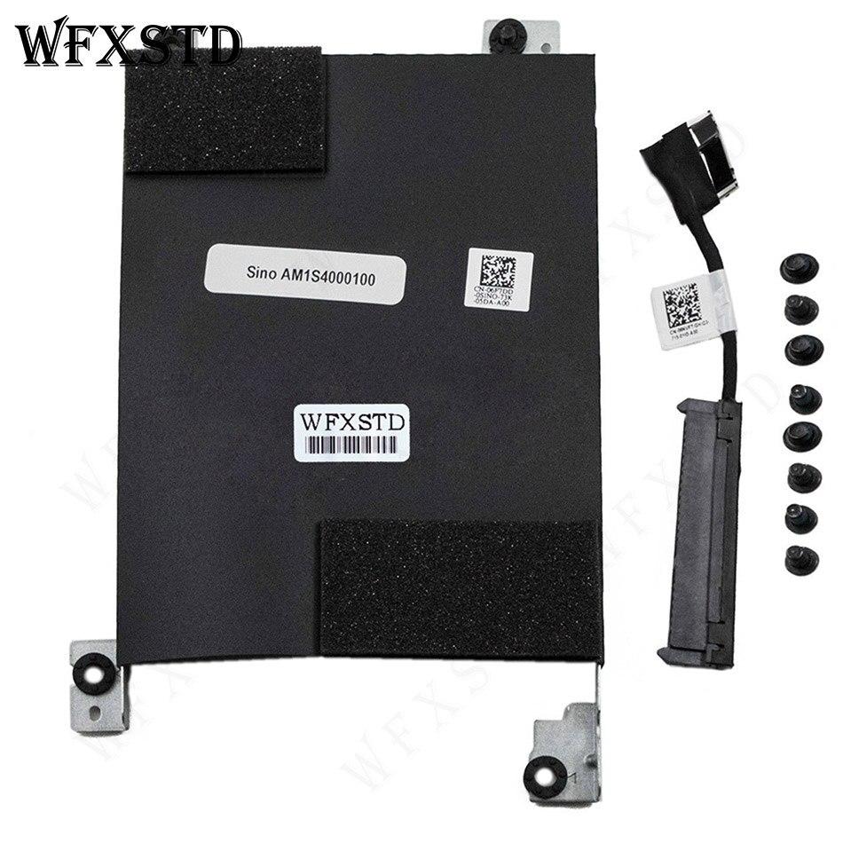 Новый HDD Кабельный разъем 6NVFT + Caddy 6F7DD для Dell Latitude 3530 5580 5590 M3520 E5591, рамка, кронштейн, жесткий диск