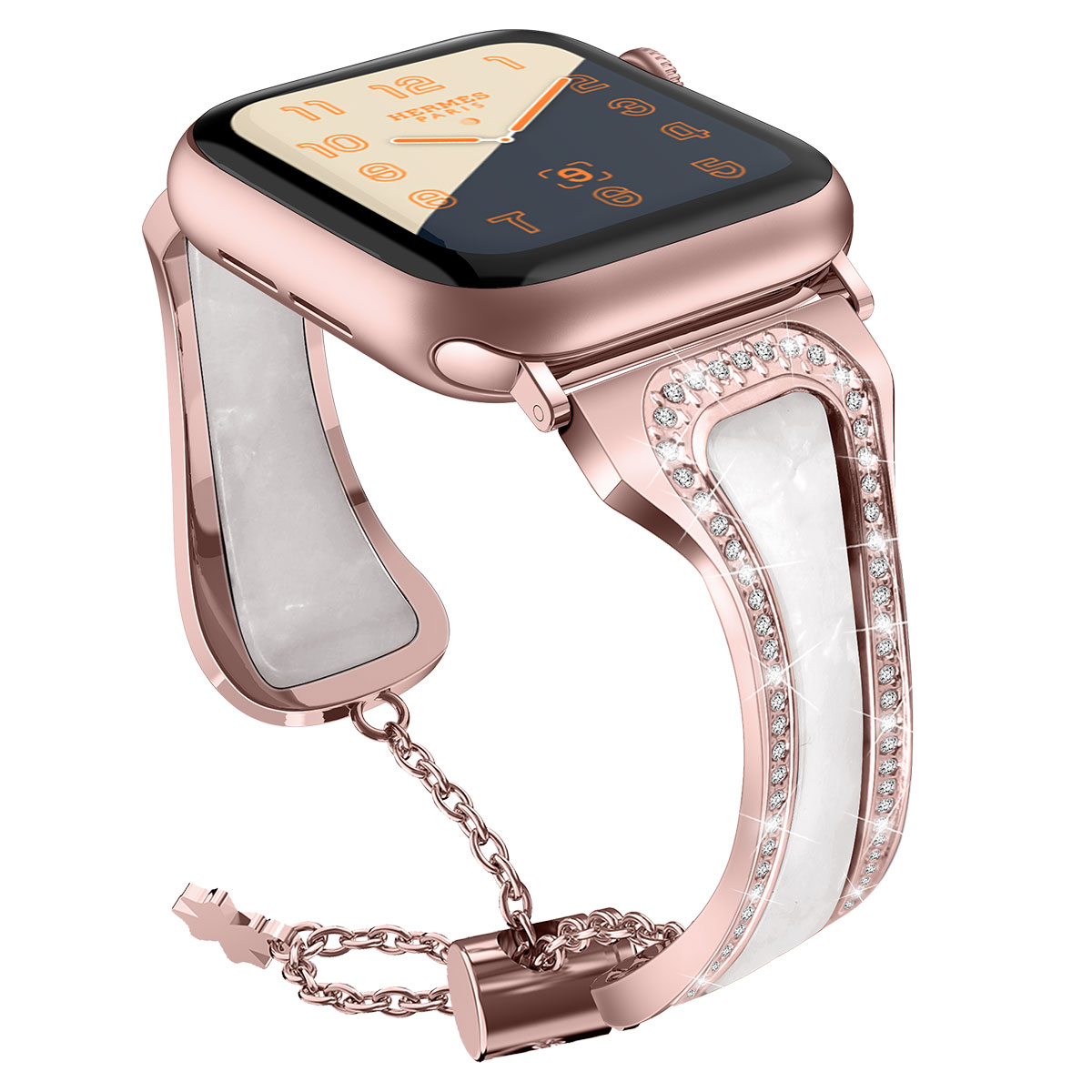 Women's Diamond Band for Apple Watch 37