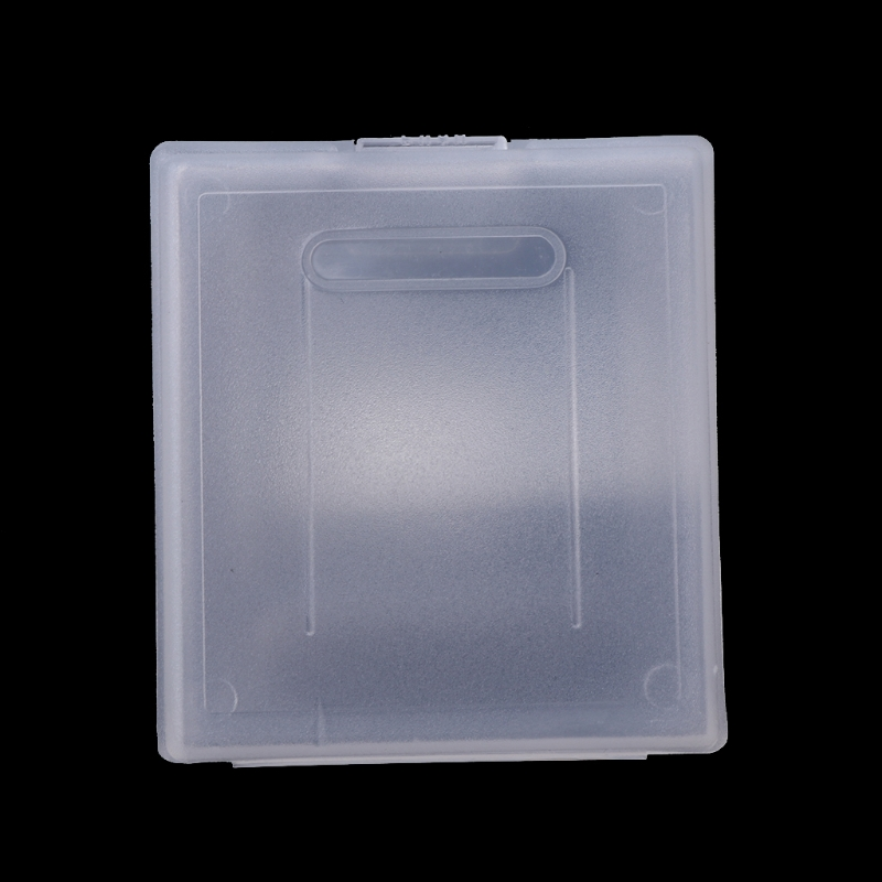 5x Clear Plastic Game Cartridge Case Dust Cover For Nintendo Game Boy Color GBC image