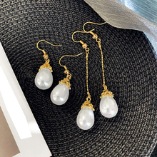Amazing design Sweet jewelry 1 pair charming Simulated pearl classic Women dangle earrings for gift цена