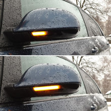 Clignotant LED dynamique pour VW GOLF 5 GTI V MK5 Jetta Passat B5.5 B6 Sharan Superb EOS, indicateur de miroir latéral