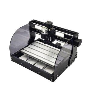 Image 3 - CNC 3018 PRO BM graveur Laser bois CNC routeur Machine GRBL ER11 bricolage gravure Machine pour bois PCB PVC Mini CNC 3018 graveur
