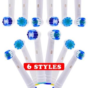 8pcs 12pcs Replacement Toothbrush Heads 6 model For Oral B Electric Advance/Pro Health/Triumph/3D Excel/Vitality Precision Clean