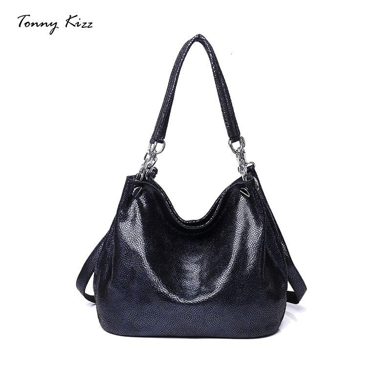 Tonny Kizz sacs à main de luxe femmes sacs concepteur dames sacs à main en cuir véritable sacs à main femme épaule fourre-tout sacs hobos
