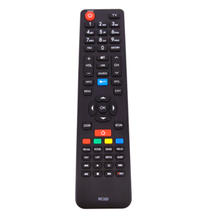 Image 4 - Nieuwe Originele Voor Speler Tv Afstandsbediening RC320 06 532W54 TY01X Whit Youtube Fernbedienung