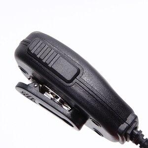 Image 5 - الأصلي Baofeng رئيس هيئة التصنيع العسكري ميكروفون PTT ل المحمولة اتجاهين راديو اسلكية تخاطب BAOFENG 888S C1 UV 5R UV 5RE UV 5RA UV 6R
