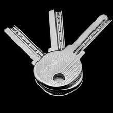 Дверной замок для спальни, ванной комнаты, закрытый дверной замок, маленький 70 дверной медный дверной замок, универсальный кнопочный замок, ключ, ручка цилиндра