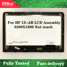 Lcd-Screen Envy Matrix-Assembly LTN133YL06 N133hce Gp1 for HP 13-AB Non-Touch QHD FHD